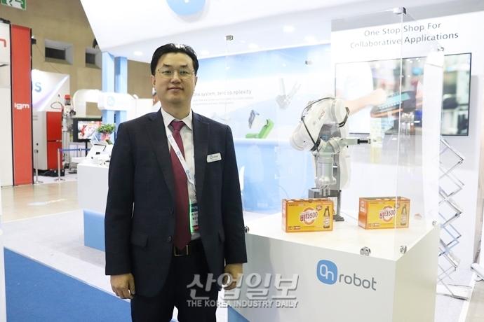 [2020 로보월드] 온로봇, 다양한 협업 어플리케이션으로 로봇 효율 높여 - 온라인전시회