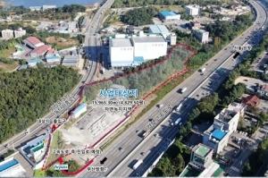 기흥IC 인근 고속도로 유휴부지, 물류시설 구축
