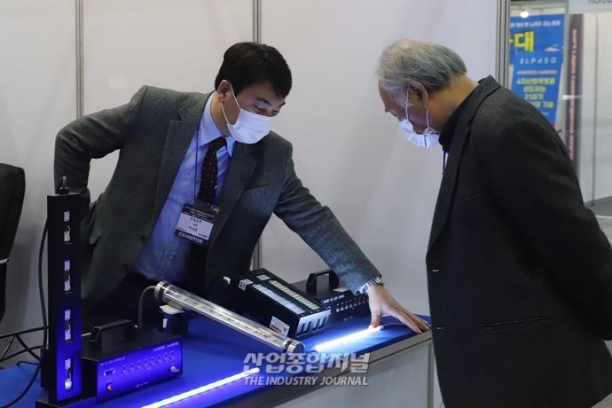 [포토뉴스] 활기 되찾은 킨텍스, '국제 LED&OLED EXPO 2020'으로 북적 - 산업종합저널 전시회뉴스