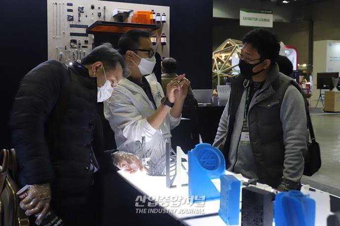 [포토뉴스] '인사이드 3D 프린팅', 3D 프린터 현주소와 방향성 제시 - 산업종합저널 전시회뉴스