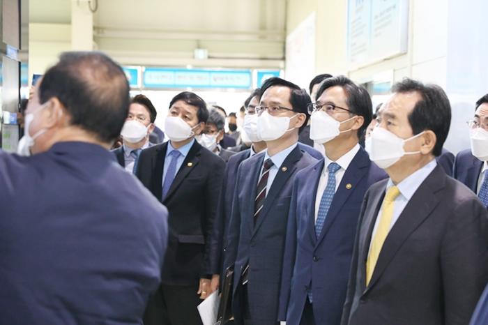 한국판 뉴딜 주역 '대구 로봇 규제자유특구' 및 '스마트그린산단'