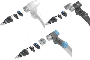 슝크(SCHUNK), 협동로봇에 필요한 'Plug & Work' 그리퍼 키트 개발