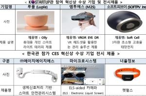 온라인 CES 2021 개막, 한국 '미국 이어 세계 2위 규모 참가'
