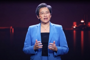 [포토뉴스] AMD CEO 리사 수 박사, CES 2021에서 고성능 모바일 프로세서 제품군과 차세대 서버 프로세서 공개