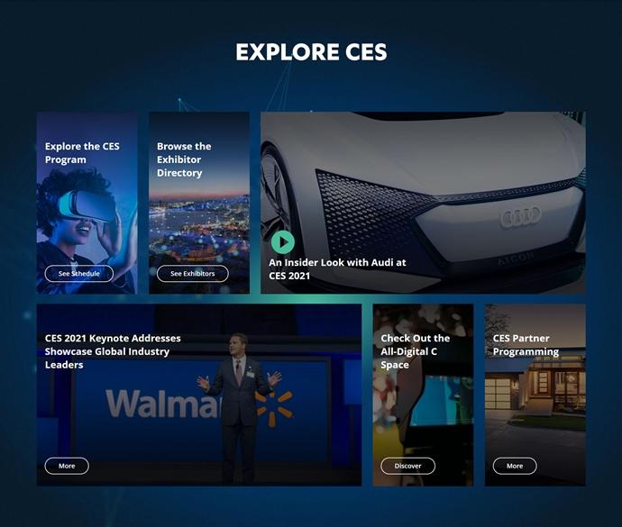 CES 2021, 100% 디지털로…향후 몇 년간 계속될 것 - 산업종합저널 전자