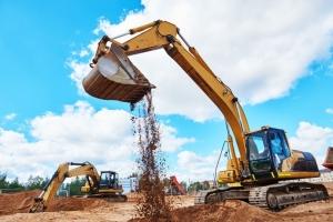 확대되는 중국 건설시장 규모, 한국 굴삭기 수출 개선 이끌어