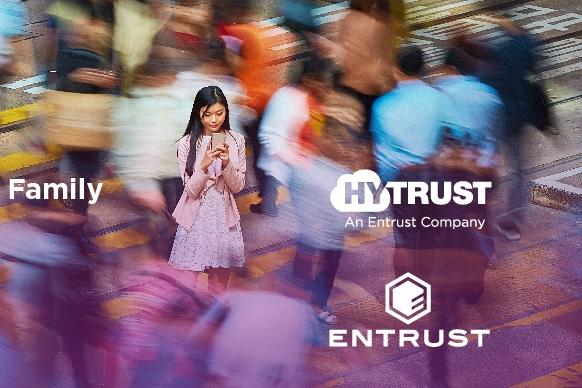 엔트러스트, 하이트러스트 인수 '디지털전환' 맞춰 보안 강화 - 산업종합저널 전자