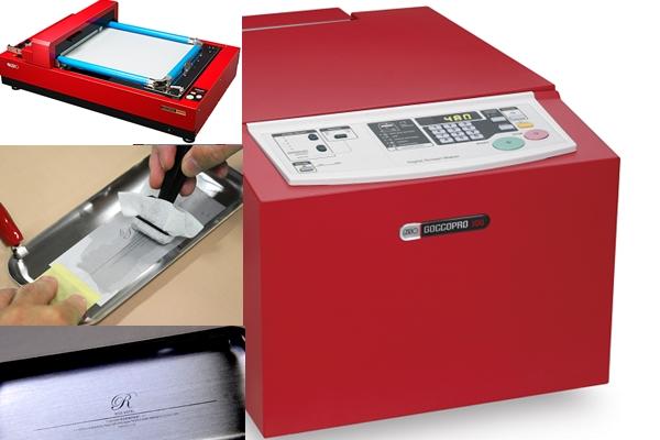 신개념 친환경 디지털 스크린 제판기 GOCCOPRO(고코프로) 시리즈 - 산업종합저널 장비