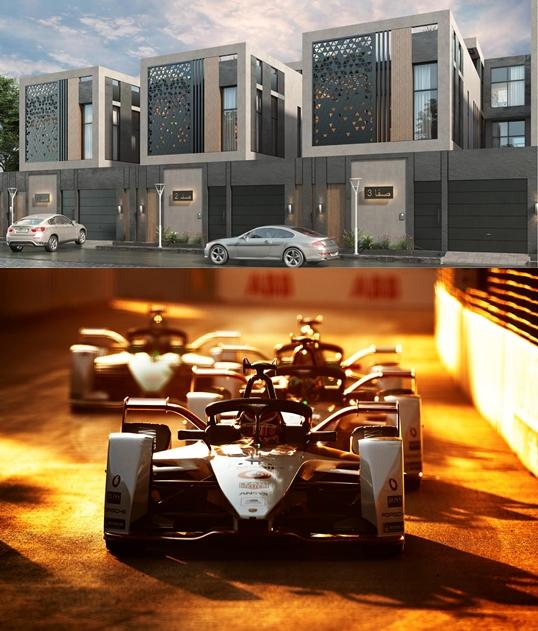 ABB FIA 포뮬러 E 월드챔피언십 시즌7, 사우디 아라비아 첫 야간 경주로 스타트 - 산업종합저널 전기
