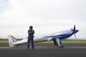 롤스로이스 전기 비행기 '스피릿 오브 이노베이션' 지상주행 성공
