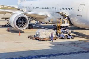 코로나19 속 항공운송 수출 비중 35.7%…역대 최고