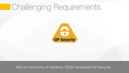 사이버 보안 네트워크 확장 판 CIP보안(CIP Security™) 레벨인증 추가 - 산업종합저널 FA