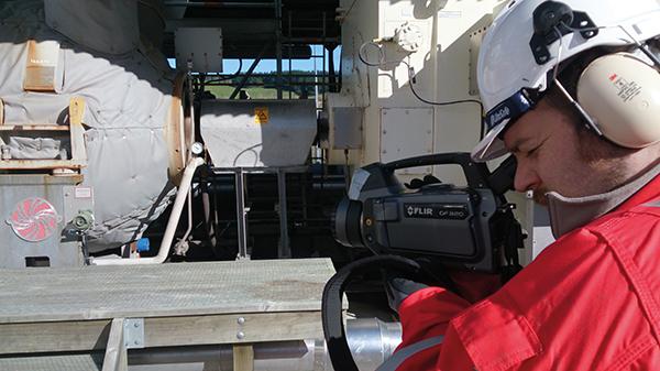 [현장적용사례] OGI 카메라 통한 가스 누출 감지 역량 및 환경 보호 기능 개선 - 산업종합저널 장비