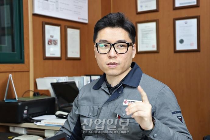 [강소기업 돋보기] 영진웜의 힘, 웜 감속기 '국산화' 일군 기술력+'젊은 피'가 이어가는 동력