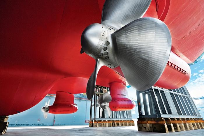다양한 유형의 선박에 적용한 Azipod® 기술, 운항만 2천만 시간 이상 - 산업종합저널 전기
