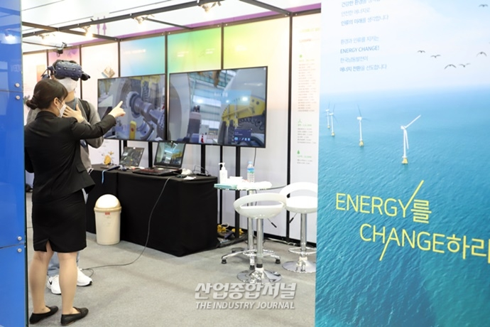 [산업View] 저탄소 사회로 가는 길, 신재생에너지 - 산업종합저널 전시회