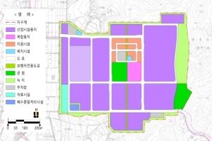 안성 테크노밸리 일반산단 조성, 산업단지계획 승인