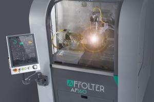 스위스 아폴터 그룹(Affolter Group), 새로운 기어 호빙기 AF160 선보여