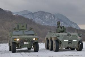 자율주행 '무인수색차량' 미래 戰場 누빈다