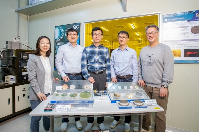 SiC 전력반도체 '트렌치 모스펫' 개발 성공 - 산업종합저널 전기