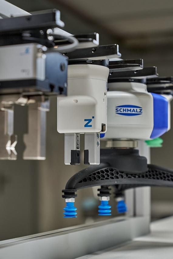 짐머그룹(Zimmer Group)-슈말츠(Schmalz), 새로운 end-of-Arm Ecoystem