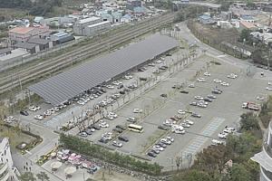 공공부지(용지) 활용, 햇빛발전소 10곳 짓는다