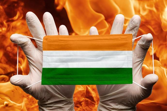 무디스, 인도 경제성장률 전망치 4.4%p 하향 조정