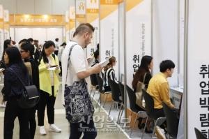 중견기업 일자리 박람회 다음달 4일까지 온라인 개최