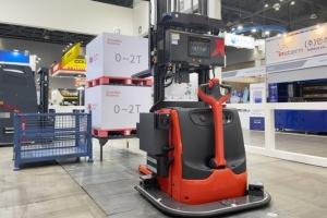 VisionNav, Korea MAT에서 최신 무인 산업용 자동차 및 솔루션 선보여