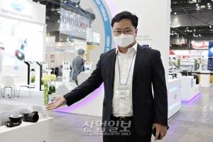 """[코리아팩 2021] 하이크로봇(HIKROBOT) """"韓, 물류 산업 기회의 시장"""""""