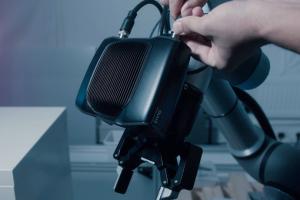 지비드,로봇암 3D 카메라 '2021 비전시스템디자인어워즈' 금상