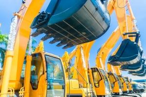 중국의 높은 기저, 5월 건설기계 주저앉혔다