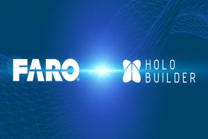 파로(FARO), 디지털 트윈 제품군 확장... 홀로빌더(HoloBuilder) 인수