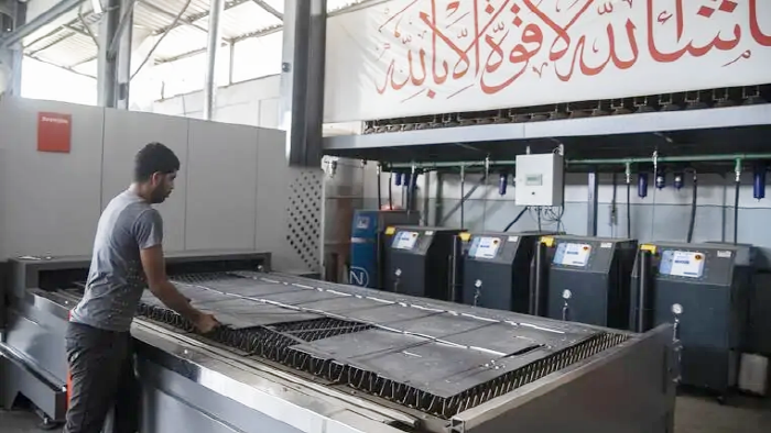 [현장적용사례] Shraq Awsat 5명 형제, 레이저 금속가공 전문 기업 성장 - 산업종합저널 기계