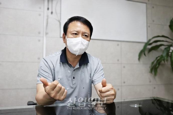 """㈜현대위아엠티 배호성 대표 """"산업용 제습기 시장 지속 성장할 것"""""""