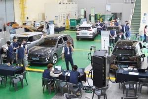 '차린', 세계 최초 '전기차 글로벌 상호운용 적합성 평가기관 'KERI' 지정