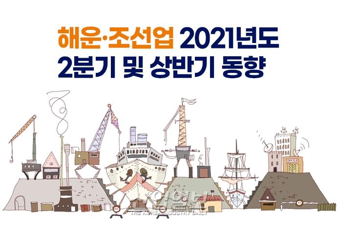 [그래픽뉴스] 하반기 조선업 시장, LNG선 발주 증가로 '양호' 전망