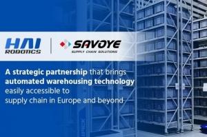 하이로보틱스, 글로벌 SI 기업 Savoye와 제휴