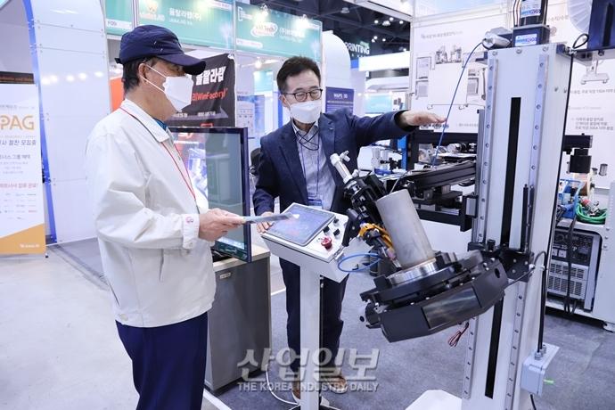 [포토뉴스] 뿌리기술, '완제품 경쟁력'의 핵심 요소