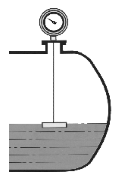 LIQUID LEVEL TRANSMITTER INDICATOR