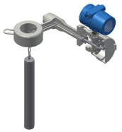 DISPLACEMENT TYPE LEVEL TRANSMITTER (TORQUE TUBE TYPE)