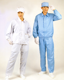 방진복(Coverall / Jacket & Pants)