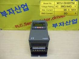 중고제품 운영와이스 전력조정기-TPR WYU-DH25TM 삼상 380/440V 용량25A