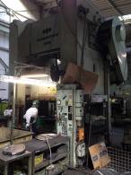 Komatsu/코마츠 300톤기계식프레스