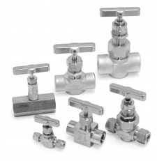 Instrument Needle Valve