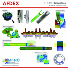 AFDEX -Conventional forging