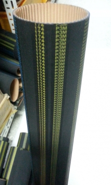 174 P3M BELT(pitch 3mm)