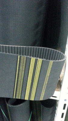 600 P8M BELT(pitch 8mm)