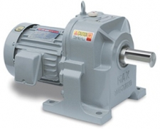 MAX Geared Motor 5HP 3.7KW