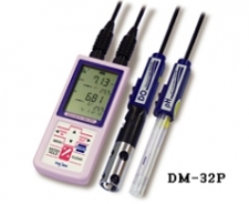 휴대형 DO/PH METER DM-32P